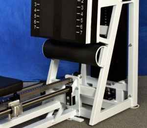 leg press calf attachment