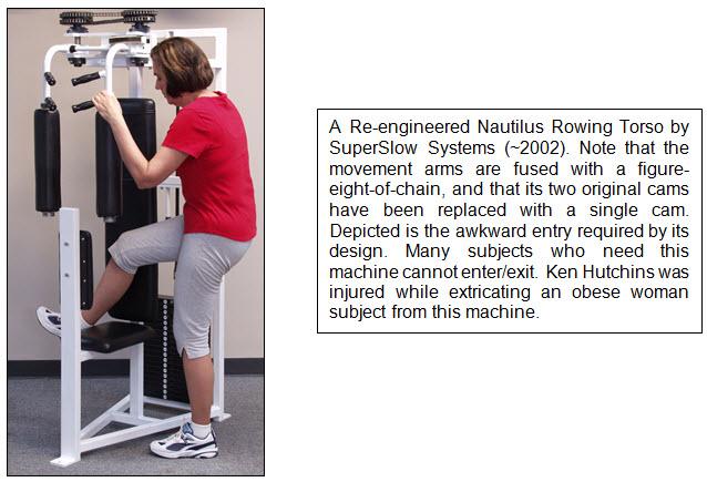 Nautilus Rowing Torso