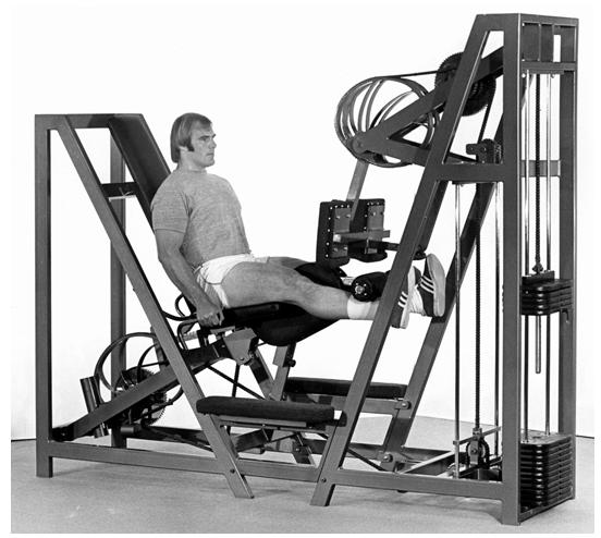 nautilus machine workout