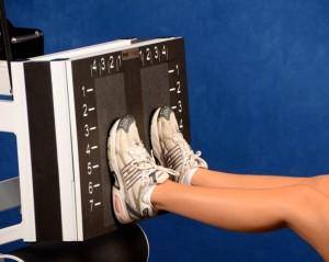 leg press foot plate